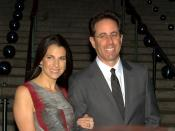 English: Jessica Seinfeld and Jerry Seinfeld at the 2010 Tribeca Film Festival.