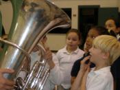 Fischoff National Chamber Music Association Arts in Education Residency