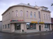 English: Hansabank in Jõgeva