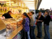 Jimmy Gill - Confectionary Stand B