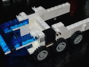 Lego Space - Set 6927 All-Terrain Venicle