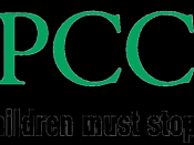 English: Logo for the National Society for the Prevention of Cruelty to Children (NSPCC)