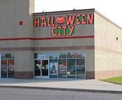 English: Halloween City store, 3773 Carpenter Road, Pittsfield Township, Michigan