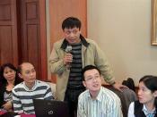 Social media training Hanoi