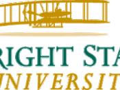 Wright State University Primary Corporate Mark