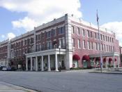 English: Tifton City Hall, 130 1st St. E., Tifton, GA USA 31794 previously the Myon Hotel