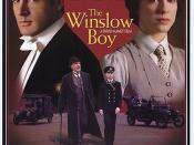 The Winslow Boy (1999 film) film poster
