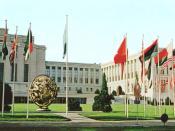 English: Palace of Nations in Geneva