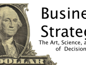 English: Cover for the Business Strategy Wikibook.