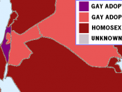 Legal status of adoption by same-sex couples in Israel and the surrounding countries