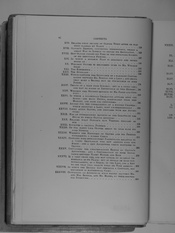 English: A photograph of the table of contents in The Writings of Charles Dickens volume 4, Oliver Twist.