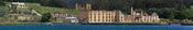 English: Panorama of the Port Arthur penal colony