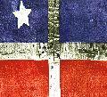 English: Image of the original Flag of Lares at UPR. Español: Imagen de la Bandera de Lares original en la UPR.