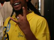 Lil Jon, cropped from original image.