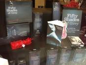 Fifty Shades of Grey produits dérivés