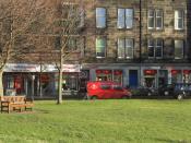 English: Edinburgh Bicycle Co-operative On Whitehouse Loan, Bruntsfield.
