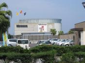 The Hide museum in Yokosuka.