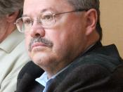 Jerzy Montag, German Green Party politician