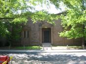 Yale Skull and Bones tomb