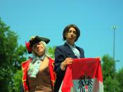 JAFAX 16 - Cosplay - Prussia and Austria