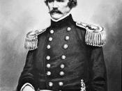 Albert S. Johnston ''General commanding U.S. expeditionary force sent to subdue