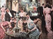 English: Howard Chandler Christy's painting