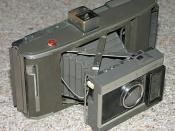Polaroid's Land Camera Model J66 camera