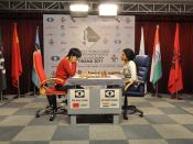Women's World Chess Championship Tirana 2011