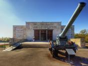 English: Verdun War memorial Deutsch: Verdun Kriegsgedenkstätte