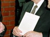 Seamus Heaney (b. 1939), Irish writer (Crop)