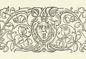 """Image taken from page 15 of 'The Rhyme of the Duchess May. [From """"Poems""""] ... Illustrated by Charlotte M. B. Morrell'"""
