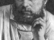 Pierre-Joseph Proudhon, the first self-identified anarchist.