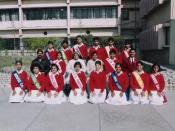 Student Council, 2003