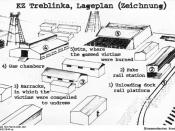 Spring 1942: the Nazi German extermination camp Treblinka II opens in occupied Poland near the village of Treblinka