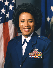 English: Major General Marcelite J. Harris, USAF (Ret)
