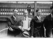 English: R. Brever, B. Skelton, J. Weissmuller