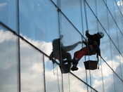 A Window cleaner.