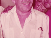Picture of Gabriel Garcia Marquez