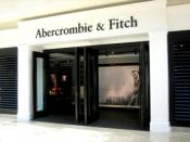 English: The image of Abercrombie & Fitch today.