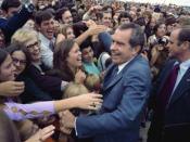 English: President Nixon
