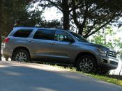 Toyota Sequoia 5.7L Limited 2010