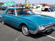1962 Ford Thunderbird Hardtop