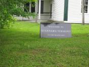 Stannard, Vermont