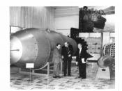 Tsar Bomba Chelyabinsk-70