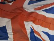 The Union Flag, the flag of the United Kingdom of Great Britain and Northern Ireland