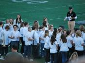 Middle Schools Join Walled Lake Northern Marching Band