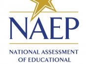 English: Logo of the National Assessment of Educational Progress