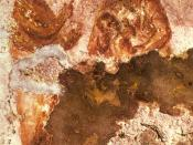 The Earliest fresco of the Virgin Mary, in the Catacomb of Priscilla from the middle of the 2nd century