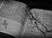 Bible believing Christ-centered Worldview