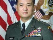 English: Eric K. Shinseki, Official portrait as Chief of Staff of the Army